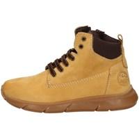 Chaussures Garçon Boots Melania MK6647F9I.D JAUNE