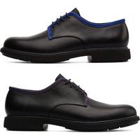 Chaussures Homme Derbies Camper Derbies cuir TWS noir