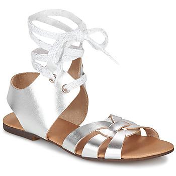 Chaussures Femme Sandales et Nu-pieds Ippon Vintage SAND LINE Argenté
