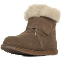 Chaussures Fille Bottes de neige EMU Sommers Kids marron