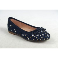 Chaussures Fille Ballerines / babies Bubble Bobble Chaussure fille  A2727 bleu Bleu