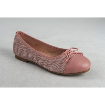 Chaussures Fille Ballerines / babies Bubble Bobble Chaussure fille  A2717 rose Rose