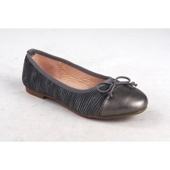 Chaussures Fille Ballerines / babies Bubble Bobble Chaussure fille  A2717 argent Argenté