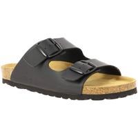 Chaussures Homme Mules Longo 1006332 noir