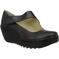 Chaussures Femme Ballerines / babies Fly London YASI NOIR