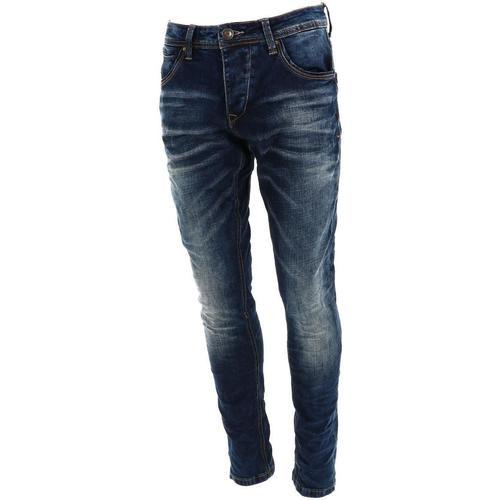 Vêtements Homme Jeans droit Senders Bullon   used bleu Bleu moyen