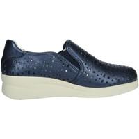 Chaussures Femme Mocassins Riposella 75509 Bleu