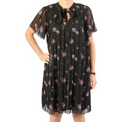 Vêtements Femme Robes courtes Na-Kd Mini Robe Floral Pleated Antracite
