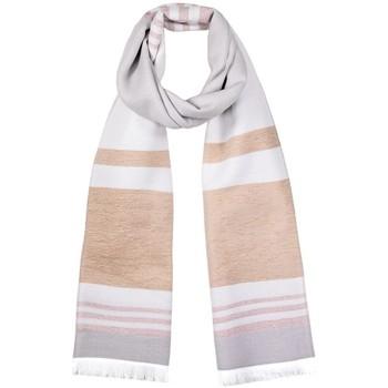 Accessoires textile Femme Echarpes / Etoles / Foulards Qualicoq Echarpe Rayna Crème Crème