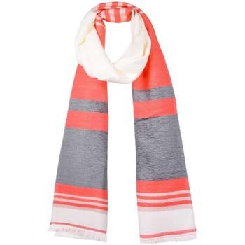 Accessoires textile Femme Echarpes / Etoles / Foulards Qualicoq Echarpe Rayna Corail
