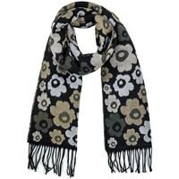 Accessoires textile Femme Echarpes / Etoles / Foulards Qualicoq Echarpe Naya - Couleur - Gris - Fabriqué en France Gris