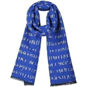 Accessoires textile Echarpes / Etoles / Foulards Qualicoq Echarpe Siri Bleu