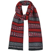 Accessoires textile Femme Echarpes / Etoles / Foulards Qualicoq Echarpe Tipi Rouge