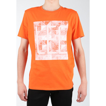 Vêtements Homme T-shirts & Polos Lee Logo Tee L63GAIMO pomarańczowy