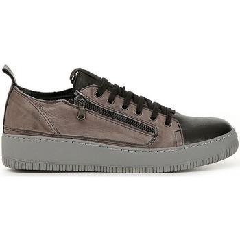 Chaussures Homme Baskets basses Café Noir HPG101 ANTRACITE