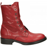 Chaussures Femme Boots Fabbrica Dei Colli 511 WOOD 00006-rosso