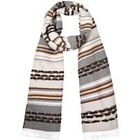 Accessoires textile Femme Echarpes / Etoles / Foulards Qualicoq Echarpe Aja - Couleur - Beige - Fabriqué en France Beige