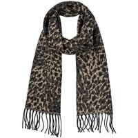 Accessoires textile Femme Echarpes / Etoles / Foulards Qualicoq Echarpe Savana Noir