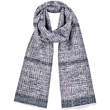 Accessoires textile Femme Echarpes / Etoles / Foulards Qualicoq Echarpe Carmela Bleu