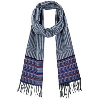 Accessoires textile Echarpes / Etoles / Foulards Qualicoq Echarpe Domino - Couleur - Bleu - Fabriqué en France Bleu