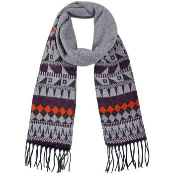 Accessoires textile Echarpes / Etoles / Foulards Qualicoq Echarpe Micmacs Gris