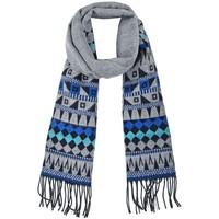 Accessoires textile Echarpes / Etoles / Foulards Qualicoq Echarpe Micmacs - Couleur - Bleu - Fabriqué en France Bleu