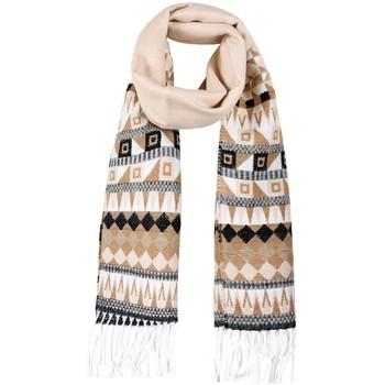 Accessoires textile Echarpes / Etoles / Foulards Qualicoq Echarpe Micmacs - Couleur - Beige - Fabriqué en France Beige