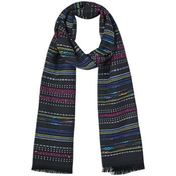 Accessoires textile Femme Echarpes / Etoles / Foulards Qualicoq Echarpe Marna - Couleur - Anthracite - Fabriqué en France Anthracite