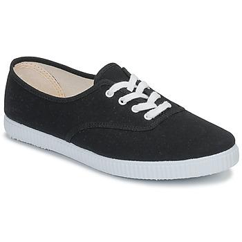 Chaussures Baskets basses Yurban ARTOUM Noir