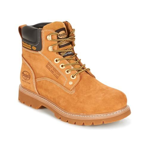 Dockers by Gerli EZINOU Jaune - Livraison Gratuite avec - Chaussures Boot Homme