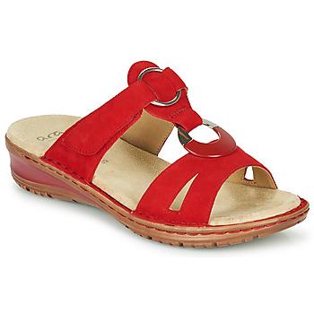 Chaussures Femme Sandales et Nu-pieds Ara HAWAII Rouge