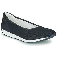 Chaussures Femme Baskets basses Ara PORTO-FUSION4 Bleu