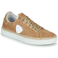 Chaussures Femme Baskets basses Philippe Morvan GIFT Beige