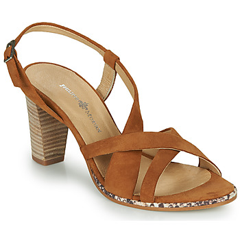 Chaussures Femme Sandales et Nu-pieds Philippe Morvan JUDE Marron