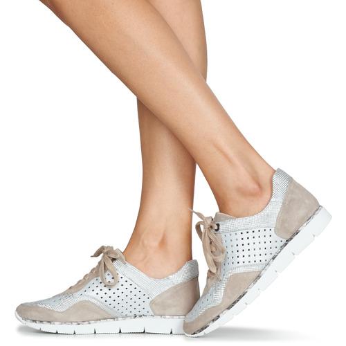 Prix Réduit Chaussures ihjdfh465DHU Regard JARD V4 CROSTA P STONE Blanc / Beige