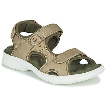 Chaussures Homme Sandales et Nu-pieds Panama Jack SALTON Vert