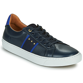 Chaussures Homme Baskets basses Pantofola d'Oro ZELO UOMO LOW Bleu