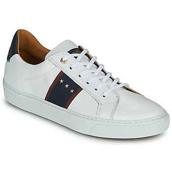 Chaussures Homme Baskets basses Pantofola d'Oro ZELO UOMO LOW Blanc