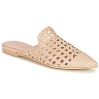 Chaussures Femme Mules Pretty Ballerinas COTON ROSATO Beige