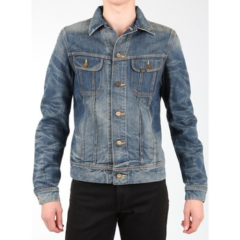 Vêtements Homme Vestes / Blazers Lee Rider Jacket L88842RT granatowy