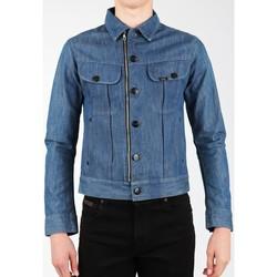 Vêtements Homme Vestes / Blazers Lee X Biker Rider L887DNXE niebieski