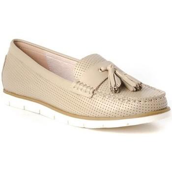 Chaussures Femme Mocassins Stephen Allen 17103-70 Beige