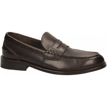 Chaussures Homme Mocassins Clarks BEARY LOAFER dark-brown