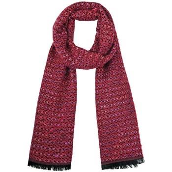 Accessoires textile Femme Echarpes / Etoles / Foulards Qualicoq Echarpe Zia - Couleur - Fuchsia - Fabriqué en France Fuchsia
