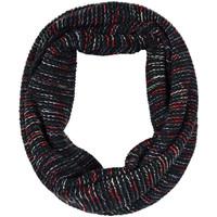 Accessoires textile Femme Echarpes / Etoles / Foulards Mokalunga Snood Lidia Noir