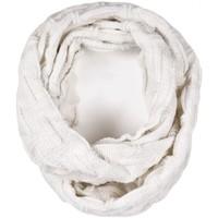 Accessoires textile Femme Echarpes / Etoles / Foulards Mokalunga Snood Nora Blanc