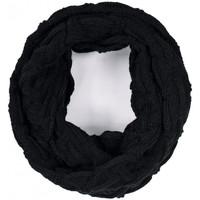 Accessoires textile Femme Echarpes / Etoles / Foulards Mokalunga Snood Nora Noir