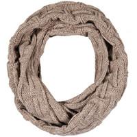 Accessoires textile Femme Echarpes / Etoles / Foulards Mokalunga Snood Nora Taupe