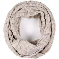 Accessoires textile Femme Echarpes / Etoles / Foulards Mokalunga Snood Nora Beige
