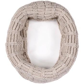 Accessoires textile Femme Echarpes / Etoles / Foulards Mokalunga Snood Komin Beige